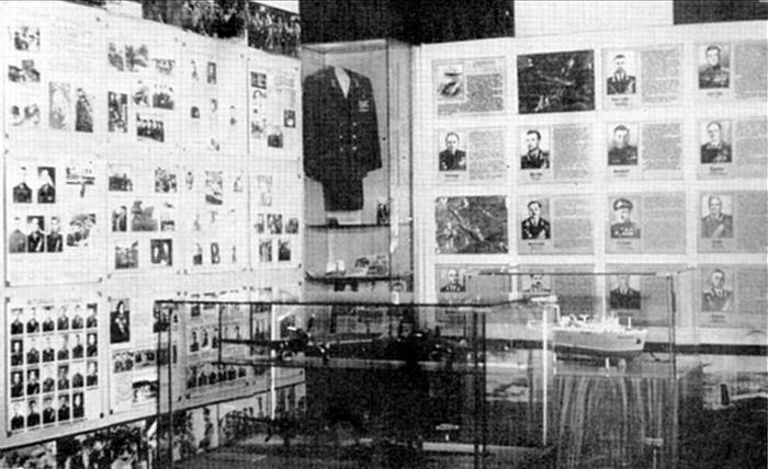 В Музее боевой славы училища